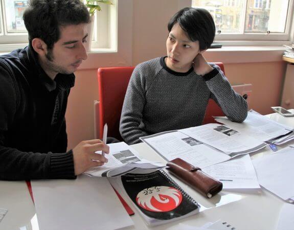 cursos de portugues para empresas de la mano de Talk Languages